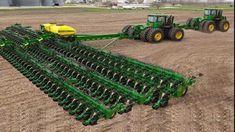 Amazing+Modern+Agriculture+Mega+Machines+Compilation Big Tractors, Vintage Tractors, John Deere Tractors, Heavy Equipment For Sale, Agricultural Implements, Mahindra Tractor, John Deere Combine, Agriculture Machine, Caterpillar Equipment