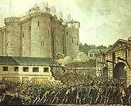 the storming of bastille french revolution