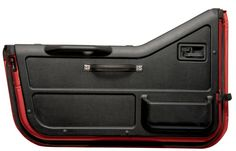 Replacement Door Panel for 87-95 Jeep® Wrangler YJ 1/2 Steel Doors