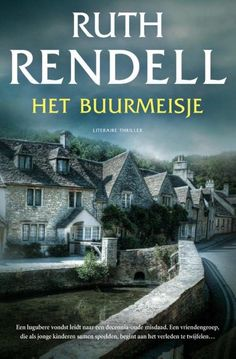 Ruth Rendell, Books To Read, My Books, Thrillers, Book Worms, Mansions, Films, Van, Reading