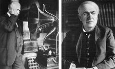 DUHUL DIN TELEFON..  Având  telefonul şi telegraful, Edison anunţa în octombrie 1920 că are în lucru o maşină capabilă să comunice cu lumea spiritelor. Ulterior, iventatorul, el însuşi un agnostic, a recunoscut că nu a avut nici o idee legată de lumea spiritelor.