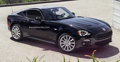 Fiat Expected To Launch 124 Coupe In 2017 #Fiat #Fiat_124_Spider