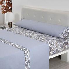 Juego de Sábanas B 16 Textils Mora Duvet, Bedding, Bed Sheets, Mattress, Diy And Crafts, Room Decor, Cushions, Couch, Bedroom