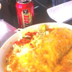 Jack n Grill, home of the infamous 7 pound burrito - want to see this in person
