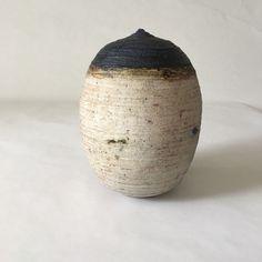Coyote Atelier ceramics inspiration: Toshiko Takaezu's Moon Pot.
