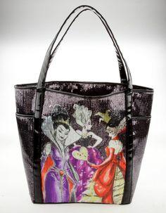 Villain designer purse