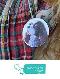 Dog wood brooch Your pet pin Personalized dogs brooch Animal jewelry Memory accessory Wood jewelry Scarf accessories Handbag accessory pins from KatrinHandmadeGifts