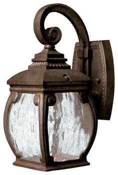 Forum Small Wall Outdoor Lantern by Hinkley Lighting