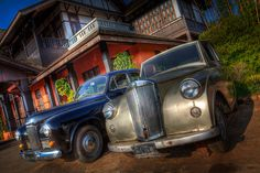 HDR Cars. by sandrotto, via Flickr