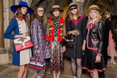 Kevin Tachman's Best Behind-the-Scenes Shots at Gucci
