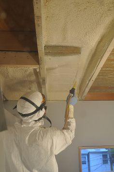 131 best spray foam insulation images on pinterest spray foam httpprefabhomepartshomeatticinsulationtipsp has some info spray foam insulation solutioingenieria Image collections