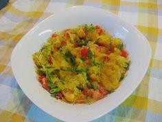 Salat mit Spaghettikürbis, ein tolles Rezept aus der Kategorie Gemüse. Bewertungen: 2. Durchschnitt: Ø 3,3.