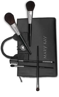 Mary Kay® Brush Collection  NEW!! #1 Make-up Luxury Brushes for the Perfect Look