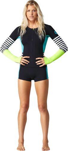 Roxy Outdoor Waveline Spring Suit 091ab527037