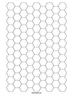 Printable Half Inch Black Hexagon Graph Paper for Letter Paper Graph Paper, Printable Paper, Printables, Lettering, Black, Black People, Print Templates, Drawing Letters, Brush Lettering