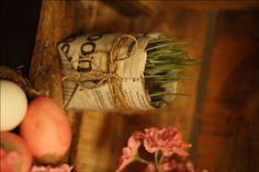 Pääsiäisaskartelua ja koristeita