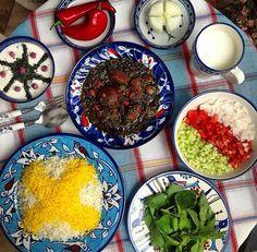 """""""Ghorme Sabzi"""" Iranian famous food ,Goodness gracious!"""