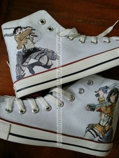 attack on titan shoes anime #attackontitan shoes #customshoes