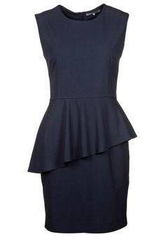 mint Kleid - midnight blue