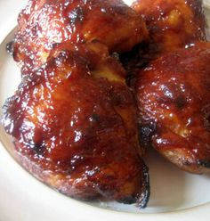 Succulent Oven Roasted BBQ Chicken Recipe