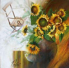 Raymond Poulet Painting, Art, Still Life, Nature Photography, Wine Cellars, Pintura, Blue Prints, Fotografia, Chicken