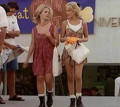 90's Beverly Hills 90210 - The Donna Martin Fashion Retrospective - Culture Brats