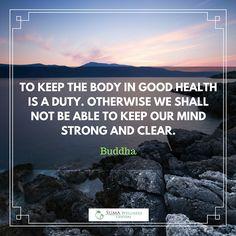 Good health should always come first!        #HealthAndWellness #AlternativeMedicine #SumaWellness #Acupuncture #HerbalMedicine #AllergyElimination #BioIdenticalHormoneReplacementTherapy #DiagnosticTesting #ILipo #MassageTherapy #MesoTherapy #DermaRollerTherapy #NonSurgicalFaceLift #PelvicFloorTherapy #SmokingCessation #InspirationalQuotes #FitnessQuotes