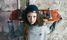Watch Natalie Westling Teach Lessons in Skateboard Etiquette • Highsnobiety