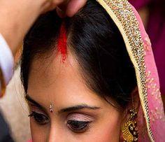 married women sindoor - Google Search