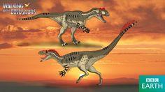 Walking with Dinosaurs: Allosaurus by TrefRex.deviantart.com on @DeviantArt
