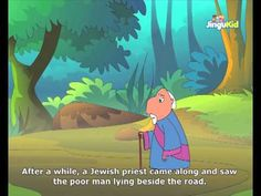 Best Bible stories for kids - Good Samaritan - Best Animated Stories (+p...