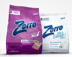 - Washing powder bag & Packaging Design on Behance Label Design, Box Design, Bag Packaging, Packaging Design, Soap For Sensitive Skin, Washing Detergent, Paper Manufacturers, Brochure Design, Washing Clothes