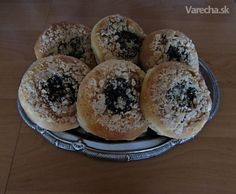 Moravské koláče (fotorecept)