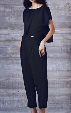 408fe9b309cd Paloma Jumpsuit Minimalist Fashion