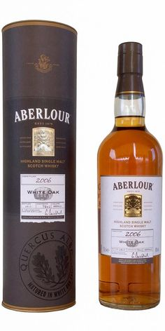 Aberlour 2006 White Oak (10 year old)