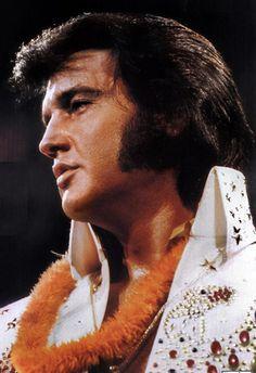 Elvis Presley CREDIT: Harry Chavez
