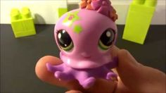 """Octopus Mama with rotating Octopus Baby ! I am unboxing a Play Doh Surprise Eggs """"Octopus Mama"""" with Baby inside. Disney Toys are funny. Play Doh Egg is self."""