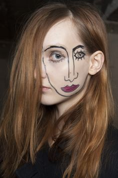 Two-faced, Jacquemus Fall '15