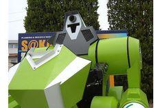 レンタル可! ロボットに乗って操縦しよう! ただしキッズ用 | roomie(ルーミー)