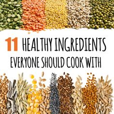 """11 Healthy """"Hippie"""" Ingredients Everyone Should Cook With"""