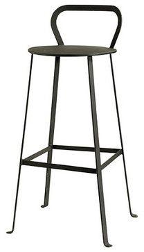 Rutland Barstool - modern - bar stools and counter stools - Ballard Designs