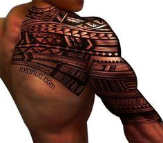 Samoan Tattoo Designs Shared Lotonuu Samoas Photo Picture