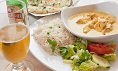 Groupon - $ 15 for $25 Worth of Indian Food in Asheville. Groupon deal price: $15