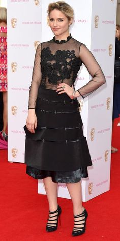 Look of the Day - May 11, 2015 - House Of Fraser British Academy Television Awards - Red Carpet Arrivals from #InStyle