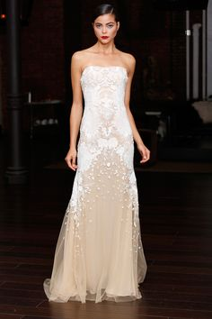 This is such a divine evening dress or wedding dress www.finditforweddings.com Prefect for the modern bride