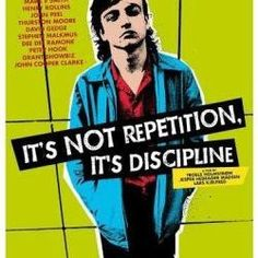 Cover image for It's Not Repetition, It's Discipline (The Definitive Documentary) by The Fall