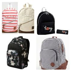 Roxy Backpack!