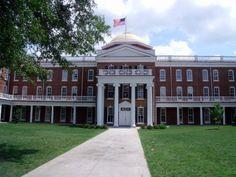 Longwood University...  I still think of it as Longwood College