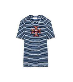 Sweat-shirt stretch imprimé GraphicTory Sport Eastbay Prix Pas Cher Excellent Prix Pas Cher Jeu 2018 Unisexe Prix D'usine Prix Le Plus Bas exZhB