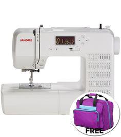 Janome DC1050 Computerized Sewing MachineJanome DC1050 Computerized Sewing Machine,